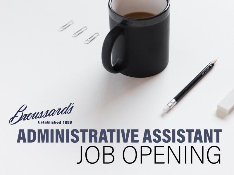 Administrative Opening