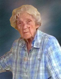 Annie May Hillebrandt Salles