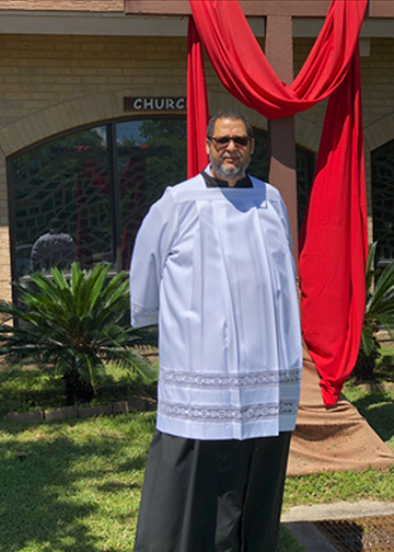 Rev. Mr. Anthony Goudeau